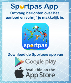 Download de Sportpas App